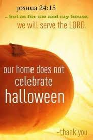 Do Mormons Celebrate Halloween by Halloween Tract Evangelism Don U0027t Be Tricked Follow The Truth