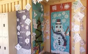 Classroom Door Christmas Decorations Ideas by 50 Innovative Classroom Door Christmas Decoration Ideas For