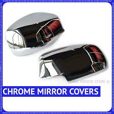 For Suzuki SX4 13-16 Chrome Wing Mirror Cover Caps | EBay Tyger Abs Triple Chrome Plated A Pair Mirror Covers 9706 Ford Putco Peel And Stick Installation Replacement Carbon Fiber Cf Mirror Covers For Bmw F10 F30 F26 F16 Upgrade Performancestyle Ugplay Towing Mirrors 2pcs Landrover Discovery 3 And 4 05 Onwards Stainless Steel Polaris Slingshot Side View By Tufskinz Agency Power Carbon Fiber Door Set Of 2 Mini Cooper Avs 687665 42018 Chevy Silverado Trim Vw Touareg 2008 2011 Silver Wing Cap 52016 F150 Skull Replacement