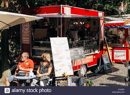 100 Small Food Trucks For Sale Germany Muenster October 5 2018 Of Street Food With A Truck