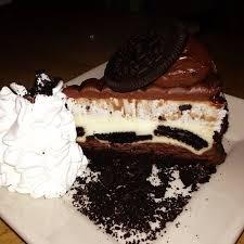 Oreo Dream Extreme Cheesecake at Cheesecake Factory