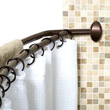 curved shower curtain rail bunnings nrtradiant com