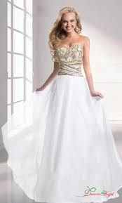 collection white strapless prom dress pictures cerene