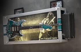 Fender American Stratocaster Frusciante Zephyr