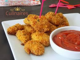 recette de cuisine saine chicken nuggets au four cuisine saine le cuisine de samar