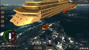 cruise sinking ship simulator extremes youtube
