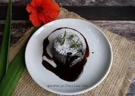 resep choco lava cake kukus tanpa mixer oleh bunda ei