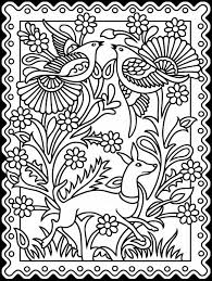 Coloring Pages On Flower Fairies Fairy