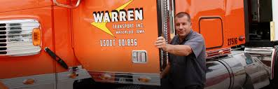 100 Iowa Trucking Companies Warren Transport The Nations Premier 100 Owner Operator Motor