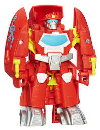 Buy Playskool Heroes Transformers Rescue Bots Heatwave The Fire-Bot ...