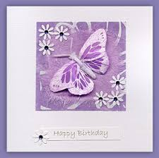 butterfly birthday cards unique handmade lilac pleting simple and elegant stunning adding by awesome design looked