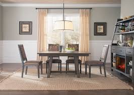 Liberty Furniture Opt 7 Piece Trestle Table Set 466 Dr O7trs On Dining Room