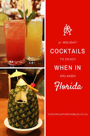 Orlando Pumpkin Patch by 5 Holiday Cocktails To Enjoy When In Orlando Florida The
