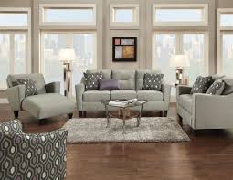 Nebraska Furniture Mart Living Room Sets by Fusion Living Room Decade Graphite Sofa 046132 Furniture Fair