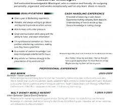 Administrative Assistant Resume Skills Examples Skill For Resumes Example Bartender