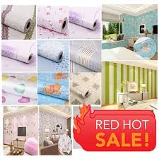 39 Design New Modern Decor 3D Self Adhesive PVC Waterproof Wallpaper Free Gift