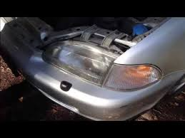 how to replace headlight bulbs on a honda civic years 1992 to