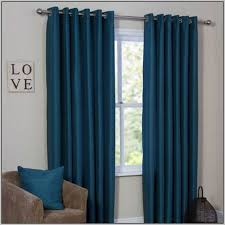 Teal Blackout Curtains Pencil Pleat by Lined Teal Curtains Rooms