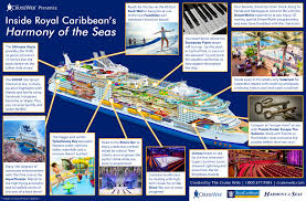 Majesty Of The Seas Deck Plan Codes by Royal Caribbean U0027s Harmony Of The Seas Cruise Ship 2017 Harmony Of
