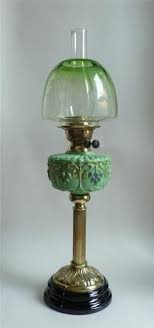 victorian ls antique victorian hanging oil lamp light