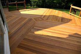 Wood Decking Boards by Patio Ipe Wood Decking U2014 Home Ideas Collection Pros And Cons Of