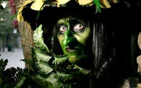 Disney Store Scares Up An by Who Does That Job Knott U0027s Scary Farm Witch Delights In