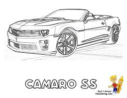 Gusto Car Coloring Pages