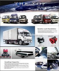 100 Diesel Performance Trucks Good Performance JAC 37T Diesel Single Cabin Mini Truck For