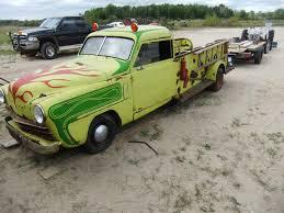 100 Crosley Truck 1950 Fire Aint It Cute