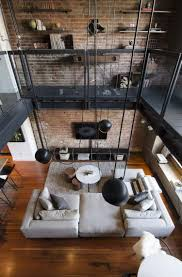 100 Amazing Loft Apartments 48 Living Room Ideas Livingroom