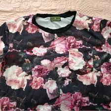 100 Coco Republic Sale Floral Shirt