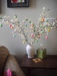 Unlit Artificial Christmas Trees Target by Easter Tree Vase And Flowers From Michaels And Mini Easter Eggs