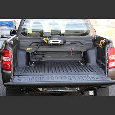 Pickup Truck Bed Winch Kit Horntools 30m 1,6t - Pickup-Parts.com