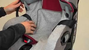 housse de siege auto bebe housse éponge pour siège auto groupe 1 axiss par bébé confort
