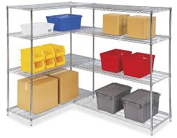 Uline Chrome Shelving Allin The Details Easy Ways To Install