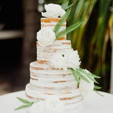 Go Bare 39 Naked Wedding Cakes