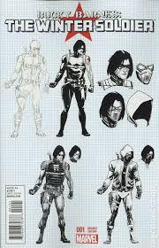 Bucky Barnes Winter Soldier 2014 1C