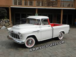 1956 Chevrolet 3100 | Volo Auto Museum 1957 Chevrolet Cameo Carrier 3124 Halfton Pickup Chevrolet Cameo Streetside Classics The Nations Trusted 1955 Pickup Truck Stock Photo 20937775 Alamy Rare And Original Carrier Pickup Sells For 1400 At Lambrecht Che 1956 3100 Volo Auto Museum 12 Ton Chevy Cameo Gmc Trucks Antique Automobile Club Of Sale 2013036 Hemmings Motor News On The Road Classic Rollections 1958 Start Run External Youtube Chevy Forgotten Truckin Magazine