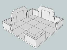 3d Dungeon Tiles Uk by Roleplay Geek Make 3d Dungeon Tiles Pt 1 The Design