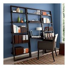 Crate And Barrel Leaning Desk by 19 Best Dining Office Images On Pinterest Bookcase Desk