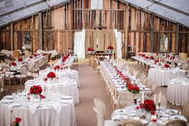 Elegant Pop Up Barn Wedding Laura Rob