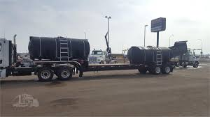 100 Westlie Truck Center 2019 NEVILLE DOUBLE TANK CHASSIS For Sale In MINOT North Dakota