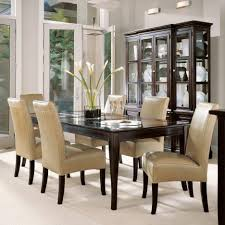 Macys Round Dining Room Sets dining ideas winsome macy u0027s round glass top dining table bench
