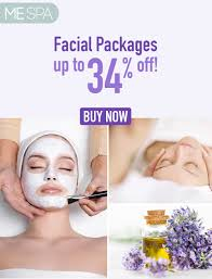 100 Spa 34 Happy April Facial Packages Are Up To Off ME SPA
