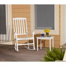 25 Photo Of White Outdoor Rocking Chairs Mainstays Cambridge Park Wicker Outdoor Rocking Chair Folding Plush Saucer Multiple Colors Walmartcom Mahogany With Sling Back Natural 6 Foldinhalf Table Black Patio White Solid Wood Slat Brown Shop All Chairs