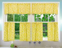 Target Cafe Window Curtains by Love This Cafe Curtain Look With The Top Valance And Lower