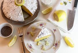 zitronenkuchen rezept für einen saftigen kuchen
