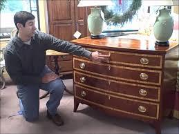 Drexel Heritage Dresser Mirror by Drexel Heritage Custom Inlay Dresser Piece Of The Week 12 9 11