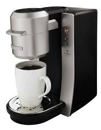 Amazon Mr Coffee BVMC KG2 001 Single Serve Maker Silver Brewing Machines Kitchen Dining