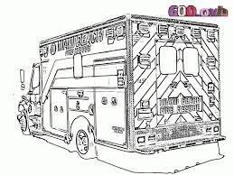 Coloriage Lego Ambulance Djdarevecom